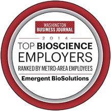 2014 TOP BioSciece Employer